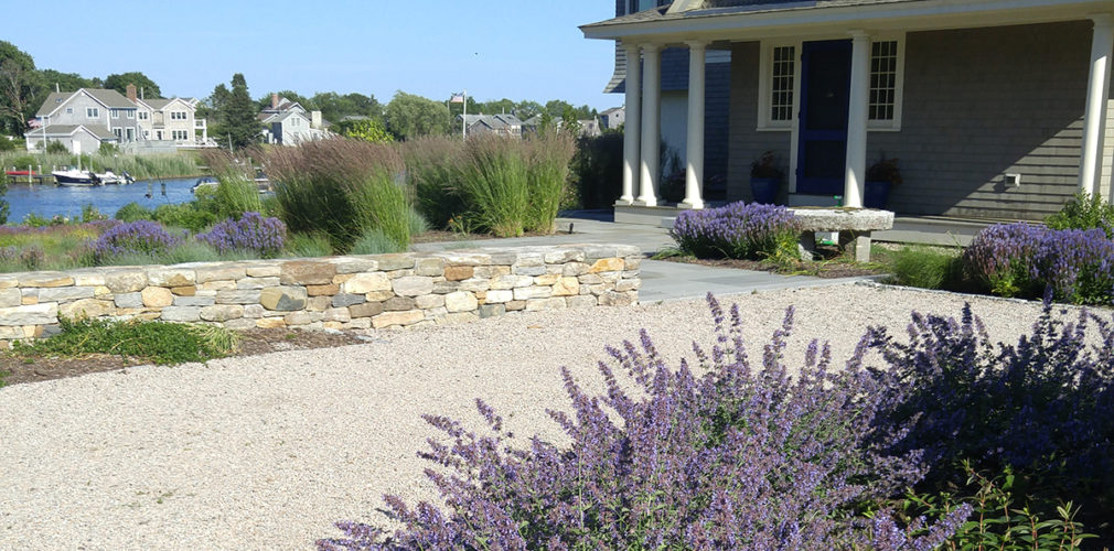 Landscape design charleston ri ecological coastal estate for Landscape design ri