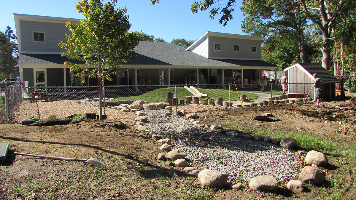 Landscape Design | Charlestown, MA |  Early Learning Center