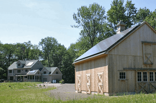 Landscape Design | Bethany, CT | First LEED-Certified Home In CT
