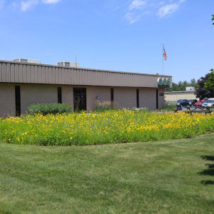 Landscape Design – Agawam, MA – ATC Corporate Headquarters