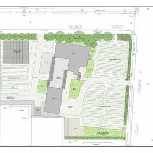 Landscape Design – Mattapan, MA – Urban Farming Center