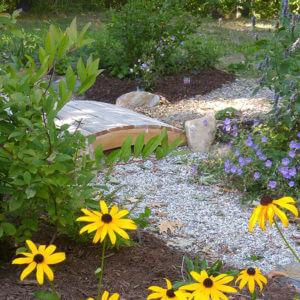 Landscape Design – Williamsburg, MA – Therapeutic Home Retreat
