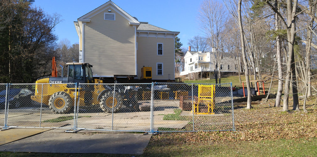 Williams College | Building Relocation Site